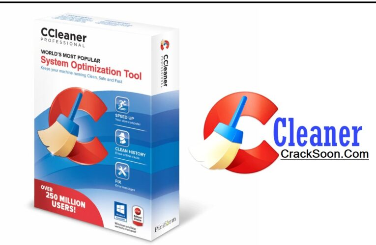 CCleaner Pro 5.74.8198 Crack With License Key Full Version [2020]