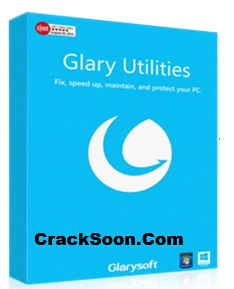 Glary Utilities Pro 5.158.0.184 Crack Full License Key 2021