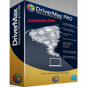 DriverMax Pro 12.11 Crack incl Latest License key (Updated)