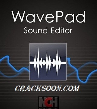 WavePad Sound Editor 12.52 Crack incl Registration Code 2021